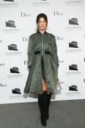 hanneli mustaparta Dior at Guggenheim gala FashionDailyMag