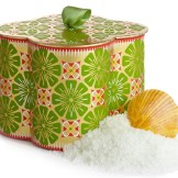 Agraria Lime & Orange Blossoms Bath Salts fashiondailymag GiftGuide2014 sel6