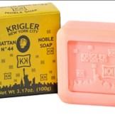 Krigler Manhattan RoseNO44 Noblesoap fashiondailymag giftguide2014 sel9