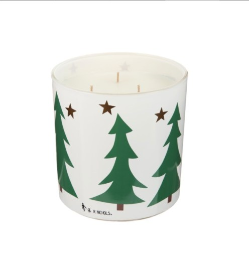 R NICHOLS xmas candle colette FashionDailyMag guide 2014
