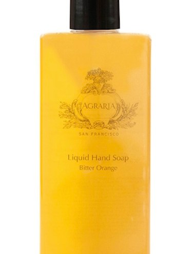 agraria liquid hand soap fashiondailymag giftguide2014 sel2