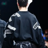 Christopher Shannon AW15 DETAIL Dan Sims BFC 3