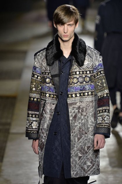 DRIES VAN NOTEN fall 2015 FashionDailyMag sel 11