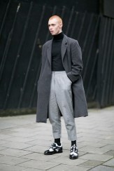 LONDON COLLECTIONS MEN AW15 streetstyle FashionDailyMag sel 5