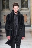 Nemanja Maksic at Roberto Cavalli fall 2015 FashionDailyMag sel 1