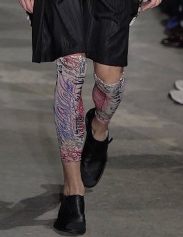 comme des garcons plus fall1516 FashionDailyMag sel details legs
