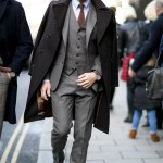 david gandy LONDON COLLECTIONS MEN AW15 streetstyle FashionDailyMag sel 6