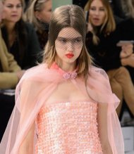 lindsey wixson peach details CHANEL HAUTE COUTURE ss15 FashionDailyMag