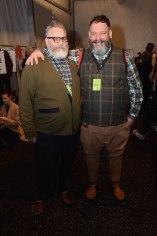 Costello Tagliapietra design team fall 2015 nyfw FashionDailyMag