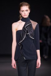 COSTUME NATIONAL fall 2015 FashionDailyMag sel 1