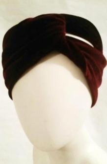 msalteredego headband velvet Jazz FashionDailyMag