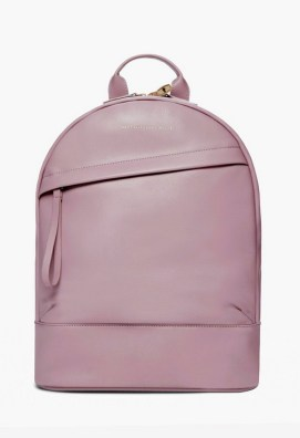 want les essentials pink backpack