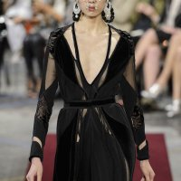 GIVENCHY fall 2015 PFW highlights