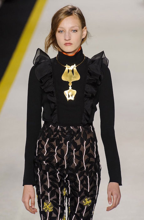 giambattista valli fall 2015 PFW FashionDailyMag sel 52