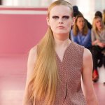 hanne gaby odiele DIOR fall 2015 PFW highlights FashionDailyMag