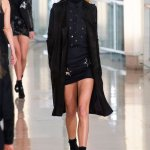 karlie kloss anthony vaccarello fall 2015 FashionDailyMag sel 29