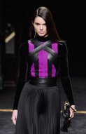 kendall jenner balmain fall 2015 fashiondailymag sel 5