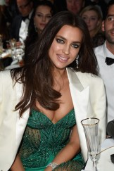 Irina Shayk attends amfAR's 22nd Cinema Against AIDS Gala
