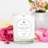 JEWELSCENT candles FashionDailyMag sugared petals