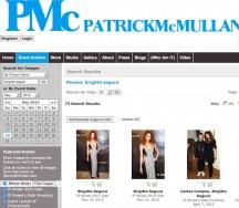 brigitte segura on patrickmcmullen museo gala 2015
