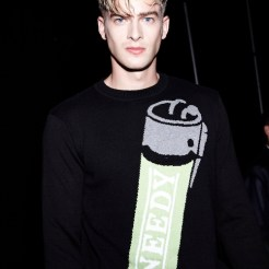 CHRISTOPHER SHANNON SS16, Back Stage (Sam Wilson,British Fashion Council)2