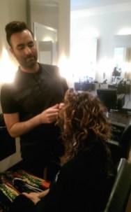 brigitte + jason hallman ouidad nyc FashionDailyMag