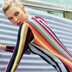 KARLIE KLOSS glamour Tom Munro FashionDailyMag feat