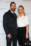 michael polish kate bosworth GANT SS16 NYFW FASHIONDAILYMAG