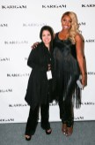 Karina Gamez with Nene Leakes KARIGAM fashiondailymag