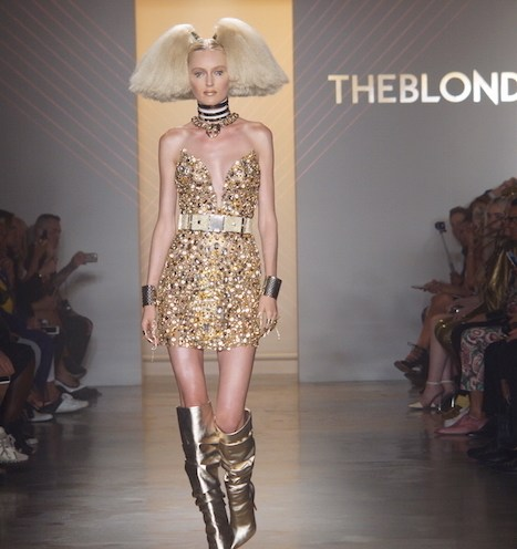 THE BLONDS SS16 NYFW angus FashionDailyMag 7