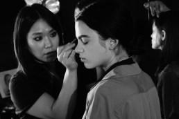 LIE SANG BONG ss16 backstage beauty angus FashionDailyMag 153