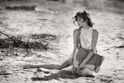 Ermanno Scervino by Peter Lindbergh FashionDailyMag 2