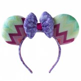 Missoni Minnie Mouse ears FashionDailyMag 1