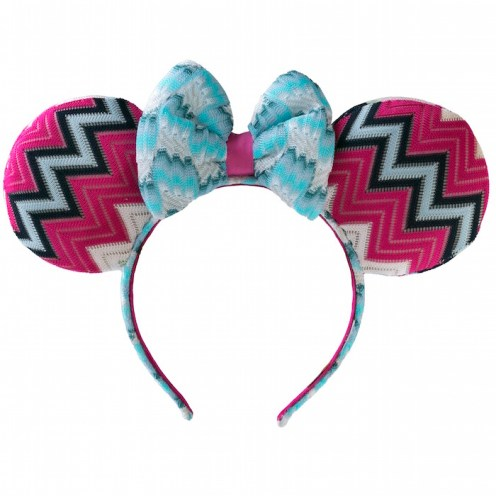 Missoni Minnie ears FashionDailyMag 2