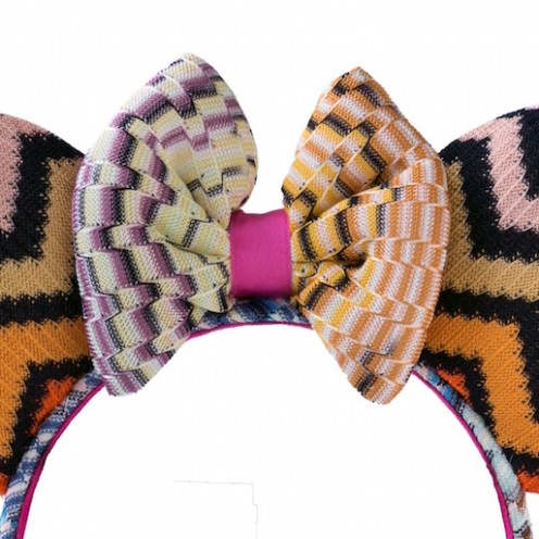 Missoni Minnie ears FashionDailyMag feature