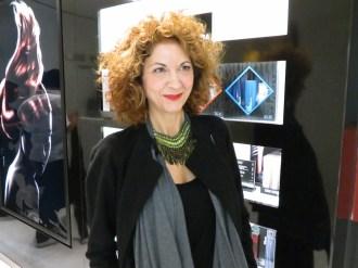brigitte segura by vital agibalow Salon Ziba x FashionDailyMag 36