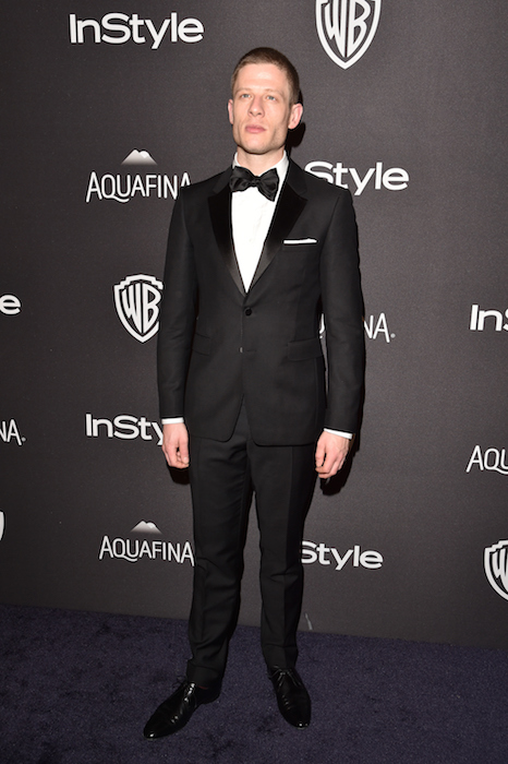 James Norton attends InStyle and Warner Bros. 73rd Annual Golden Globe Awards Post-Party