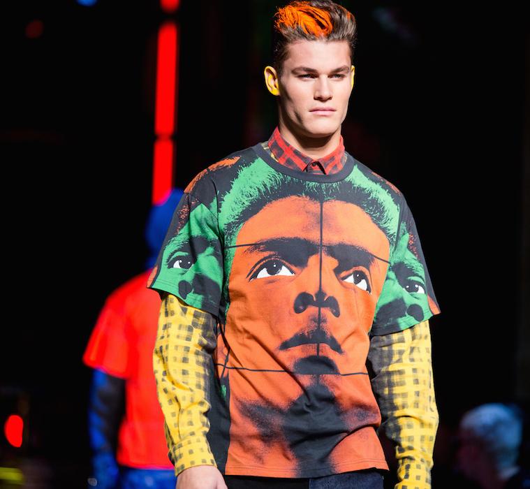 moschino fw15 LCM FashionDailyMag