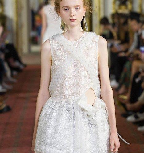 romance SIMONE ROCHA ss16 Fashion Daily Mag 2