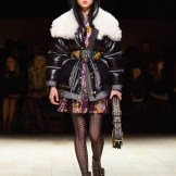 Burberry Womenswear February 2016 Collection - Look 18