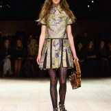 Burberry Womenswear February 2016 Collection - Look 19