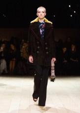 Burberry Womenswear February 2016 Collection - Look 21