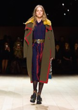 Burberry Womenswear February 2016 Collection - Look 37