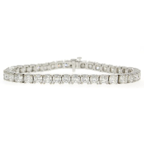 Forevermark by Natalie K Diamond Tennis Bracelet