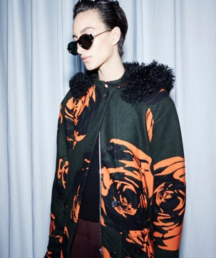 Mulberry AW16, Backstage (Sam Wilson, British Fashion Council) LoRes 1