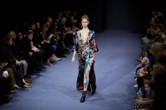 Temperley / London Fashion Week AW16 / BRITISH FASHION COUNCIL / BFC / AW16