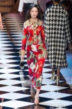 DOLCE GABBANA fw16 MFW fwp FashionDailyMag 1