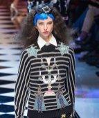 DOLCE GABBANA fw16 MFW fwp FashionDailyMag 12