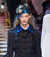DOLCE GABBANA fw16 MFW fwp FashionDailyMag 15