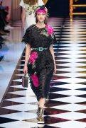 DOLCE GABBANA fw16 MFW fwp FashionDailyMag 49b